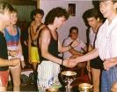 Bankdrückwettbewerb 1989